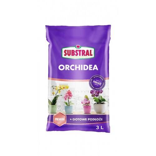 Podłoże do Orchidei i Storczyków Substral S&S