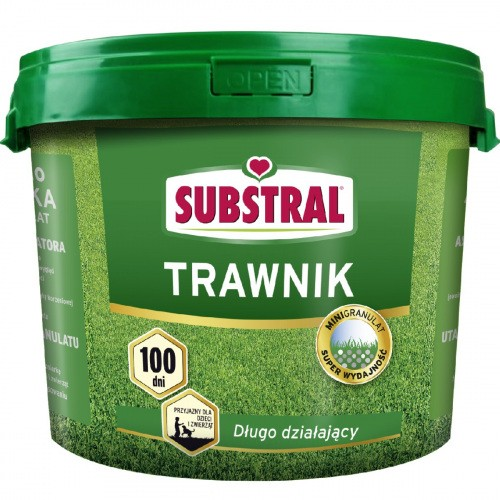 Nawóz Do Trawnika 100dni 10kg Substral