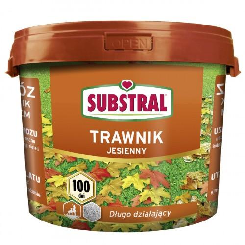 Nawóz Jesienny Do Trawnika 100dni 5kg Substral