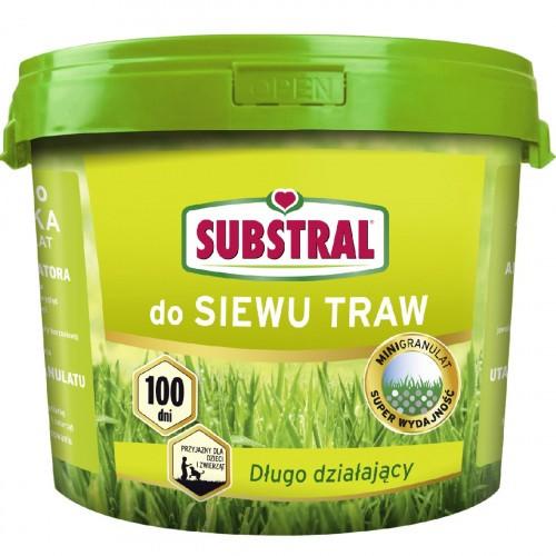 Nawóz Do Siewu Trawy 100dni 5kg Substral