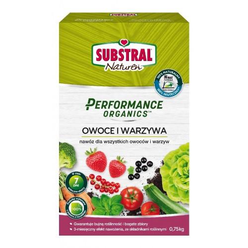 Organiczny Nawóz do Warzyw i Owoców 750g Substral PO