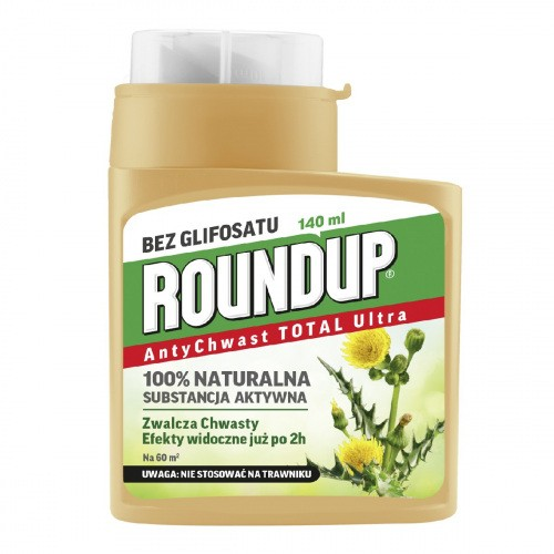 RUP Roundup Antychwast Total Ultra 140ml Substral