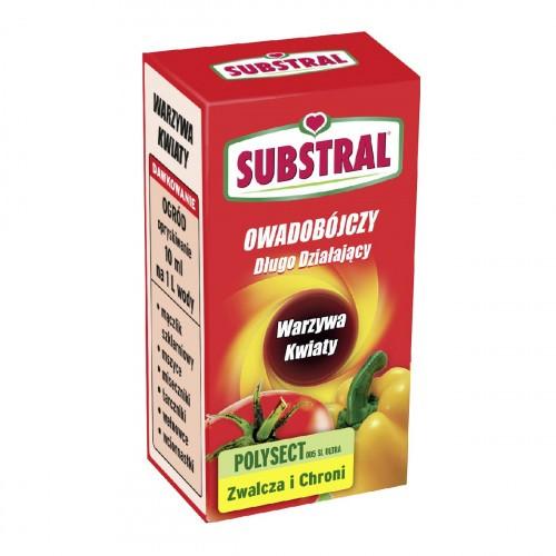 Polysect Ultra 005sl Długo Działający Warzywa 25ml Substral