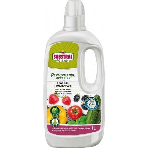 Organiczny Nawóz w Płynie Warzywa i Owoce Substral PO
