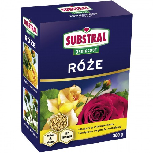 Osmocote Do Róż 300g Substral