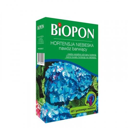 Nawóz Do Hortensji Niebieskiej 200g Biopon
