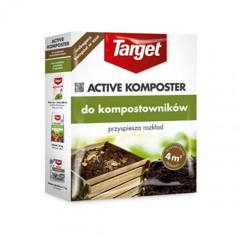 Active Komposter 1kg  Do Kompostowników Target