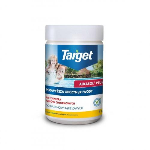 Alkasol Plus Basen Ph 1kg Target