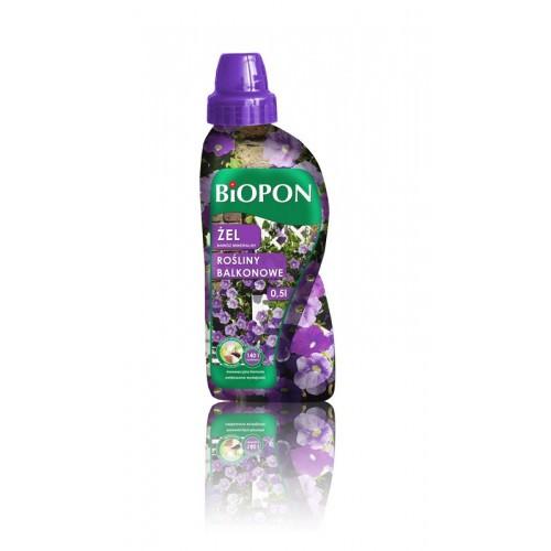 Żel Mineralny Do Roślin Balkonowych 0,5l Biopon