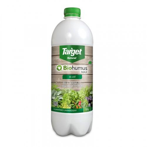 Biohumus Max Ekologiczny Do Ziół 1l Target Eko