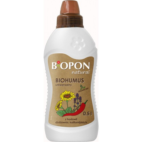 Biohumus Natural Uniwersalny 0,5l Biopon
