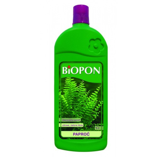 Nawóz Do Paproci Biopon 1l
