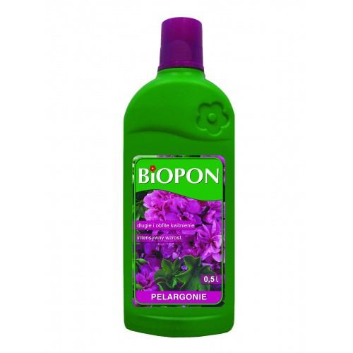 Nawóz Do Pelargonii Biopon 0,5l