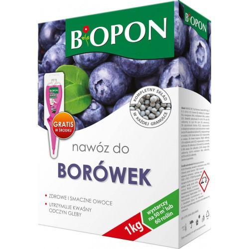 Nawóz Do Borówek 1kg Biopon