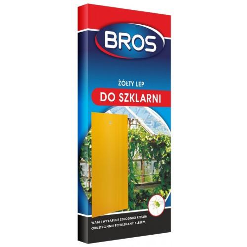 Lep Do Szklarni Żółty Bros