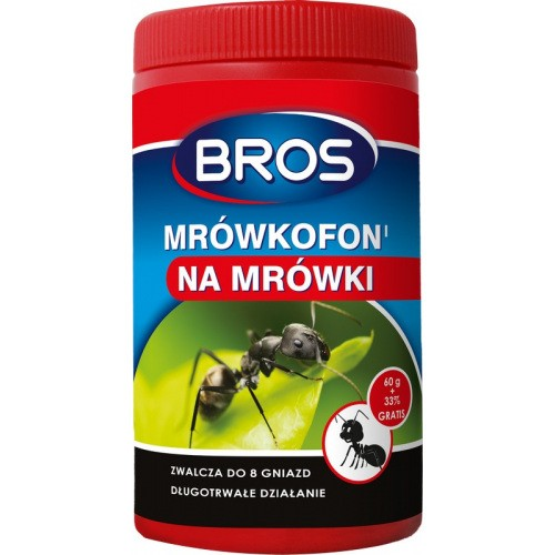 Mrówkofon środek Na Mrówki 60g Bros