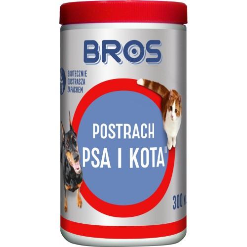 Postrach Psa I Kota 300ml Bros