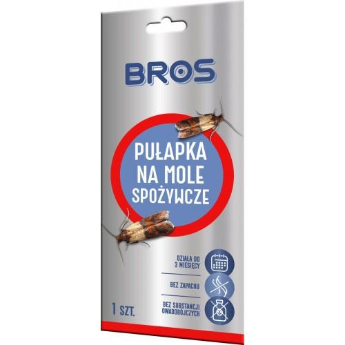 Pułapka Feromonowa Na Mole Spożywcze Bros 1szt