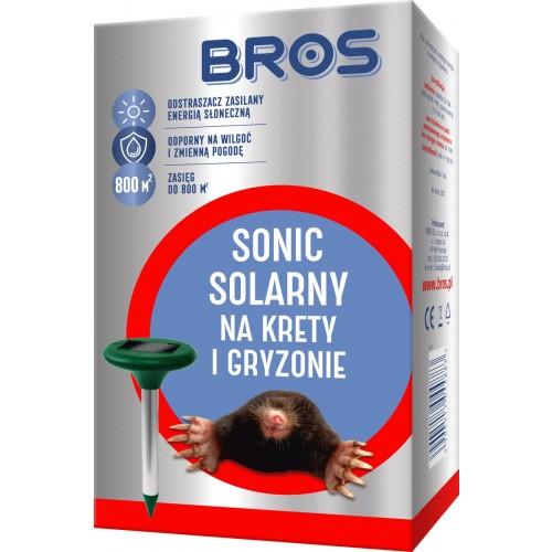 Sonic Solarny Odstrasza Krety I Nornice Bros