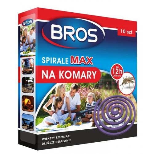 10szt Spirala Na Komary Max Bros