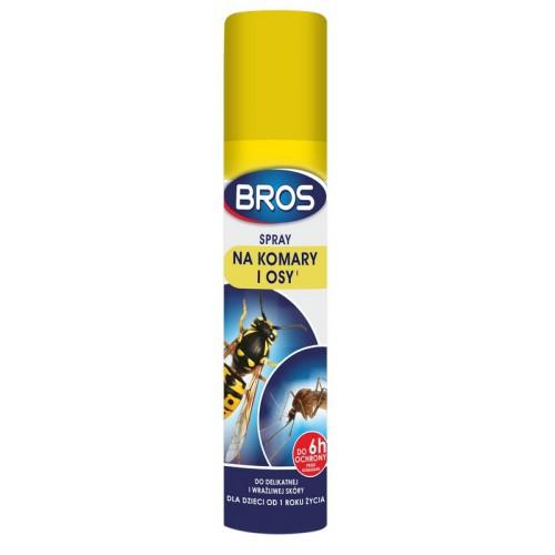 Spray Na Komary I Osy 90ml Bros