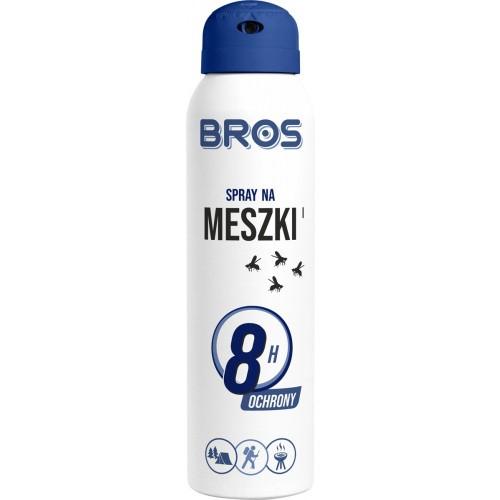 Spray Na Meszki Długotrwale Odstrasza 90ml Bros