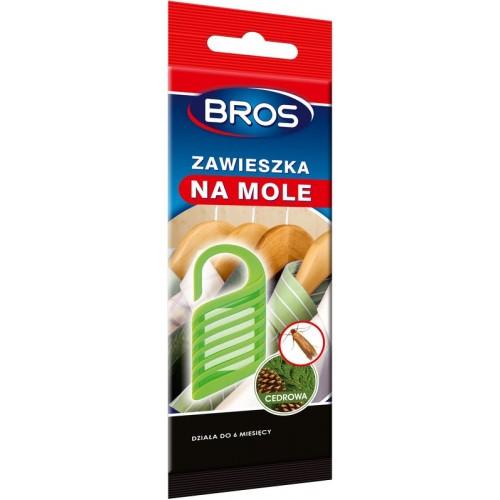 Cedrowa Zawieszka Na Mole Bros