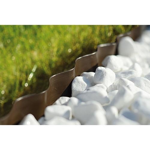 Cellfast Obrzeże Ogrodowe 20 cm x 9 m Brązowe