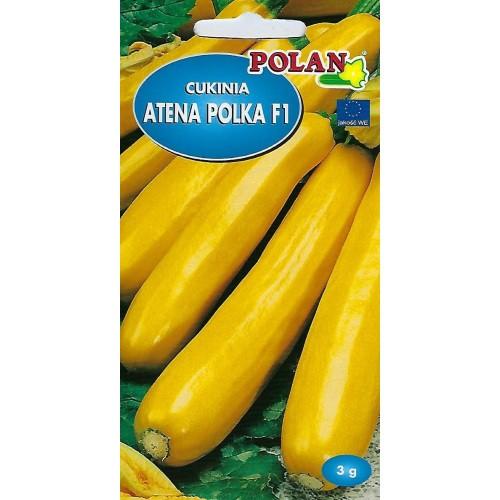 Dynia Cukinia Atena Polka  Nasiona 3g Polan