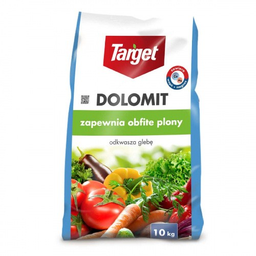 Dolomit  Obfite Plony 10kg Target