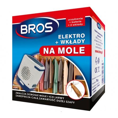 Elektro + 2 wkłady Na Mole Bros