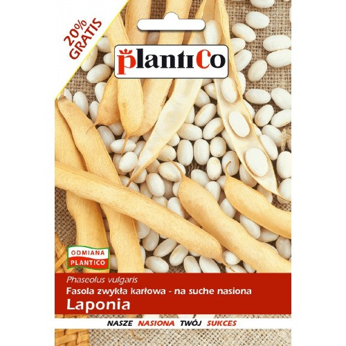 Fasola Karłowa Laponia 60g PlantiCo