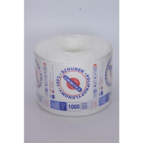 Sznurek Polipropylenowy 2000mb