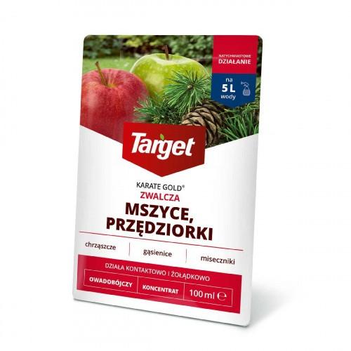 Karate Gold 100ml Mszyce Przędziorki Target