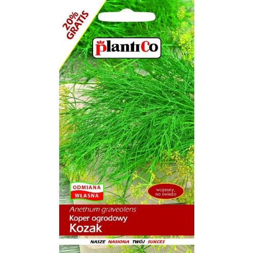 Koper Ogrodowy Kozak 6g PlantiCo