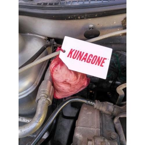 Kunagone Na Kuny 6PAK Skuteczny Odstraszacz Samochód Poddasze