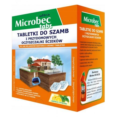 Microbec Ultra Tabletka Do Szamb Bros 1szt