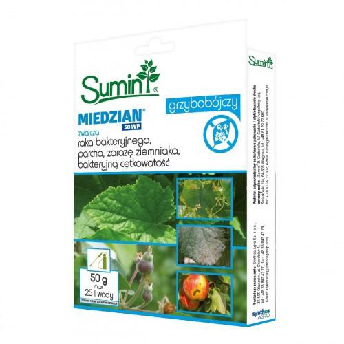 Miedzian 50wp 50g Sumin