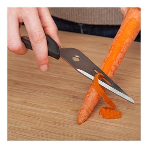 Nożyce Kuchenne Z Etui Do Mięsa Drobiu Ryb