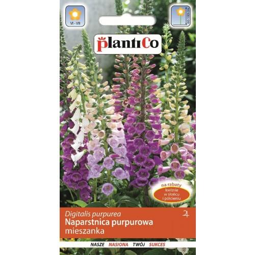 Naparstnica Purpurowa 0,3g PlantiCo