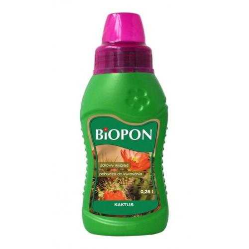 Nawóz Do Kaktusów Biopon 0,25l