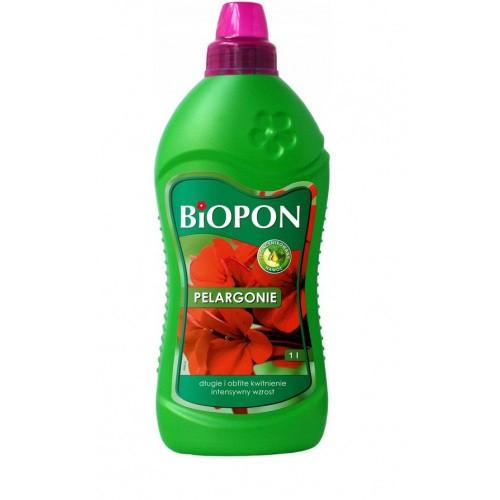 Nawóz Do Pelargonii Biopon 1l