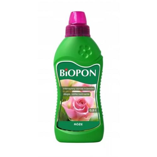 Nawóz Do Róż Biopon 0,5l