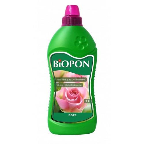 Nawóz Do Róż Biopon 1l