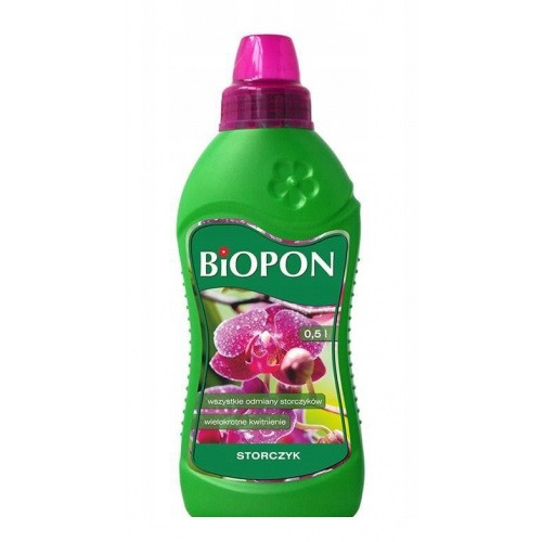 Nawóz Do Storczyków 0,5l Biopon