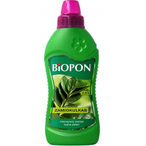Nawóz Do Zamiokulkasa Biopon 0,5l