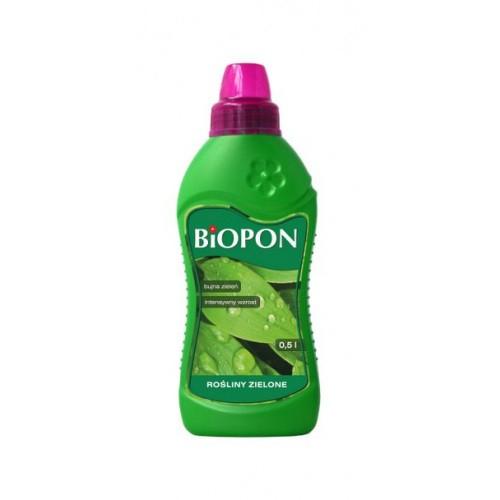Nawóz Do Roślin Zielonych Biopon 0,5l