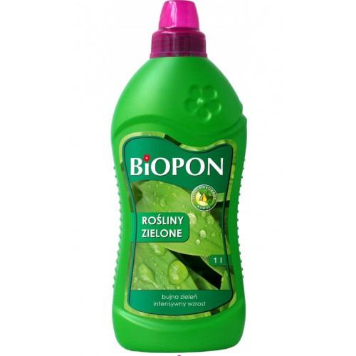 Nawóz Do Roślin Zielonych Biopon 1l