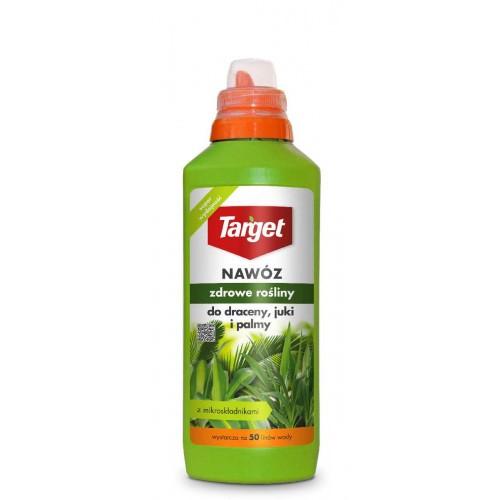 Nawóz Zdrowe Rośliny Do Dracen, Juk, Palm 0,5l Target