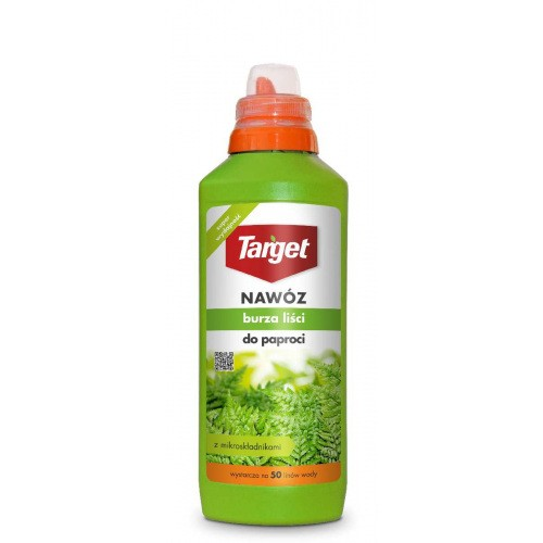 Nawóz W Płynie Do  Paproci  Target 0,5l